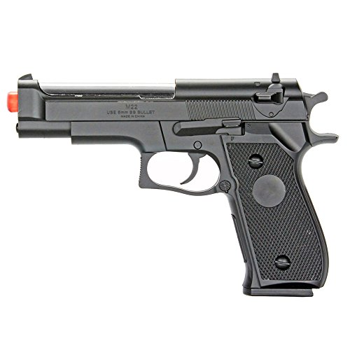 BBtac Airsoft Pistol Complete Review