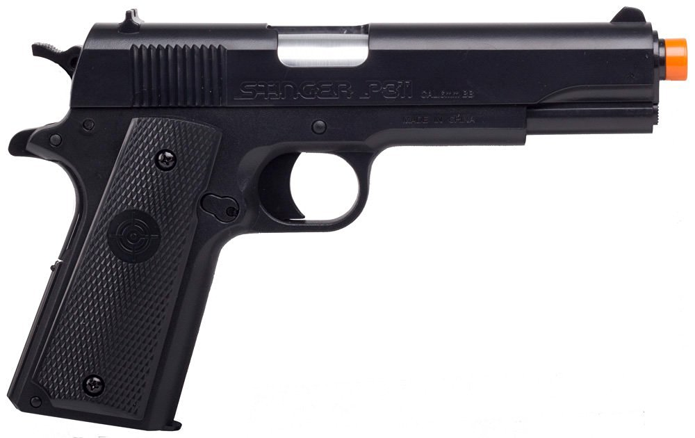 Crosman Stinger P311 Airsoft Pistol Review
