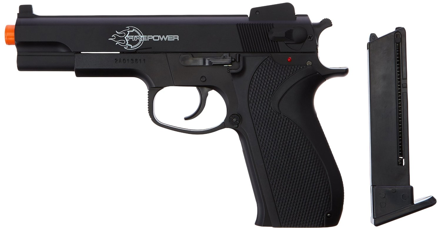 FirePower .45 Metal Slide Airsoft Pistol Review